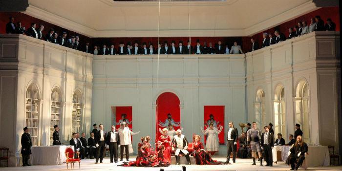 L'Incantatrice in scena al Teatro San Carlo di Napoli