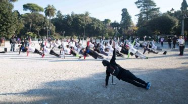 Urban Fitness Training a Napoli