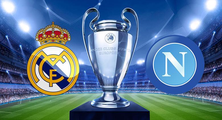 Locali dove vedere la partita Real Madrid-Napoli