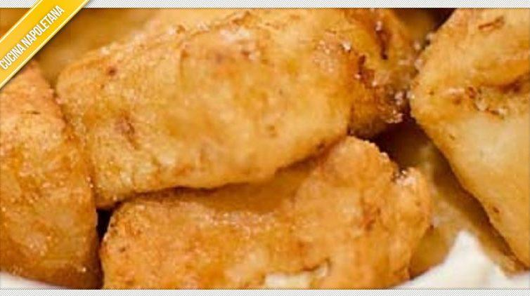 Ricetta della ricotta fritta alla napoletana