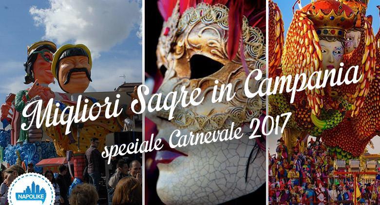 Speciale Carnevale 2017 per le sagre in Campania