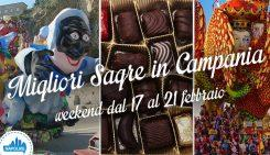 Sagre in Campania nel weekend dal 17 al 19 febbraio 2017 | 4 consigli