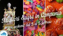 Sagre in Campania nel weekend dal 3 al 5 febbraio 2017 | 3 consigli