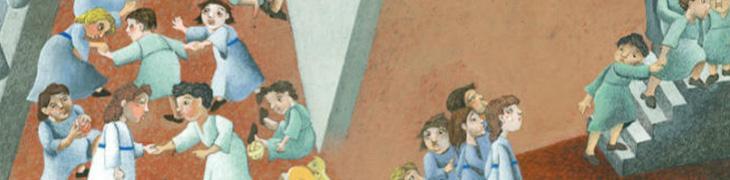 Mostra Storie di bambini a Napoli