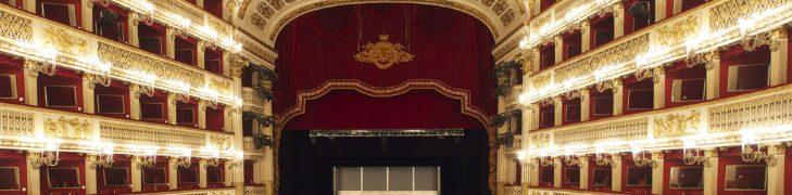 San Carlo Theater in Neapel: Programm der Aprilshows