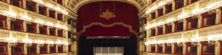 San Valentino al Teatro San Carlo a Napoli