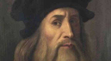 Nel Museo Diocesano di Napoli l'autoritratto di Leonardo Da Vinci