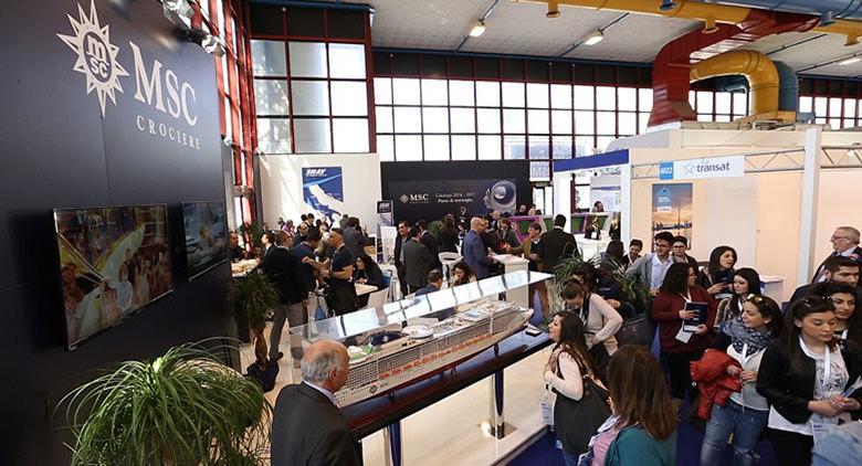 Borsa Mediterranea del Turismo 2017 a Napoli alla Mostra d'Oltremare