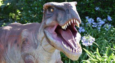 Al Museo Archeologico Virtuale di Ercolano spettacolo con i Dinosauri