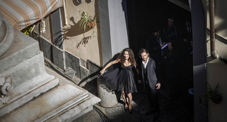 Un nuovo video di Dolce & Gabbana nel centro di Napoli