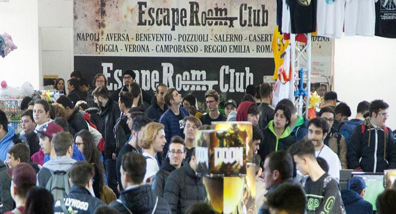 Al Comicon 2017 a Napoli ci saranno le Escape Room