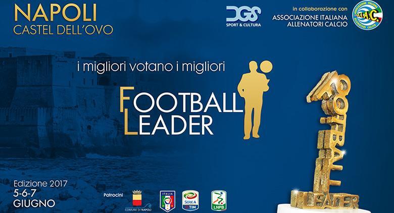 Si svolge a Napoli il Football Leader 2017