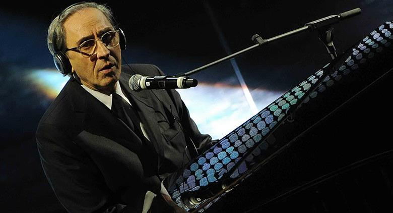 Free concert by Franco Battiato in Naples