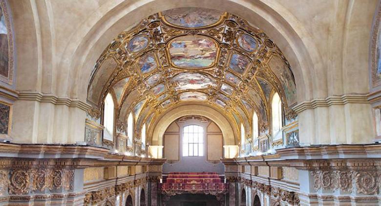 Al Palazzo Caracciolo di San Teodoro a Napoli visita con realtà virtuale