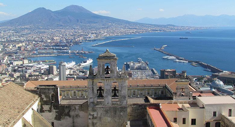 I panorami più belli per la Giornata Nazionale del Paesaggio a Napoli e in Campania