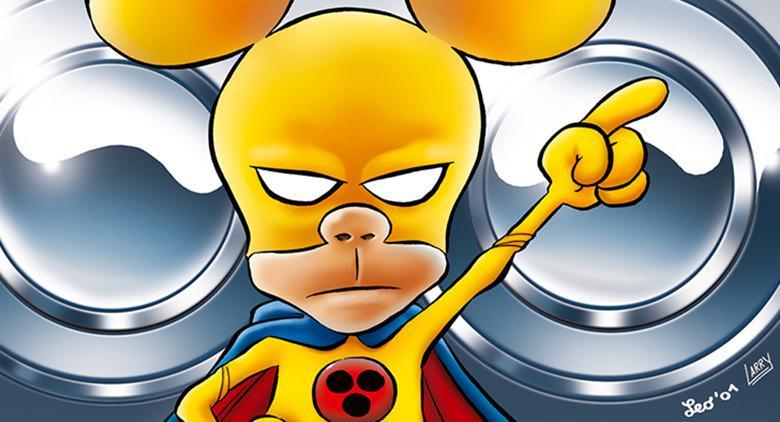 Il creatore di Rat-Man Leo Ortolani al Comicon 2017