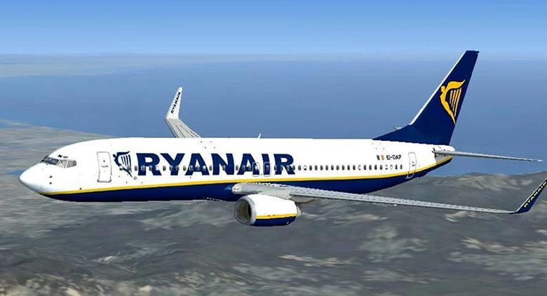 Ryanair, aggiunte nuove rotte low cost dall'aereoporto di Napoli