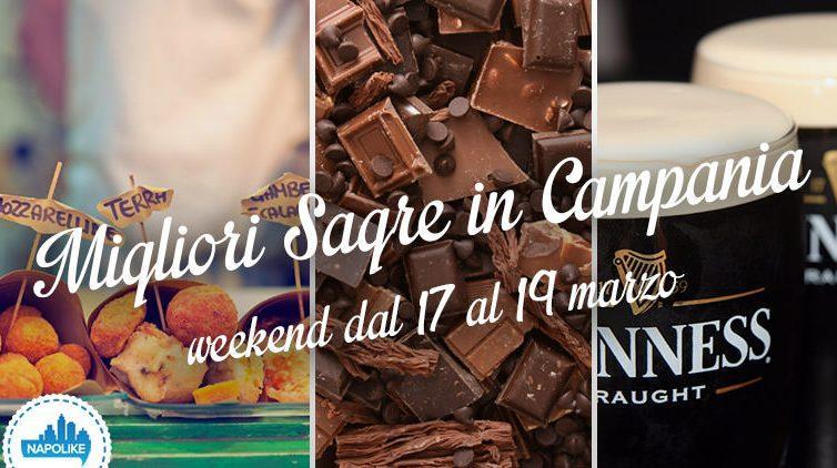 Le migliori sagre in Campania nel weekend del 17, 18 a 19 marzo 2017