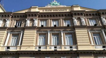 Chiuso temporaneamente per inagibilità il Teatro Mercadante di Napoli