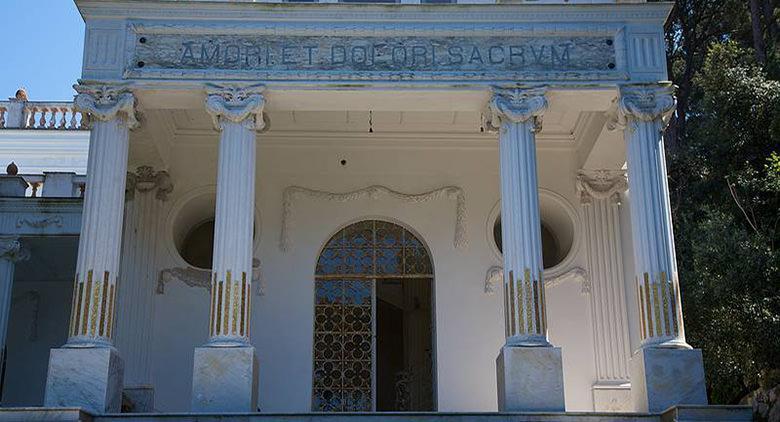 Riaperta al pubblico Villa Lysis a Capri