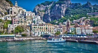 Ritornano i collegamenti via mare tra Capri e Costiera Amalfitana con tappe intermedie