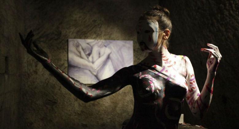Arte e moda prendono forma alla Galleria Borbonica a NApoli