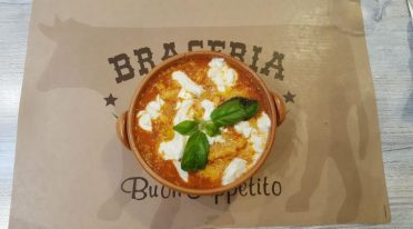 braceria grilleria heißer Tisch Tiano in Bacoli