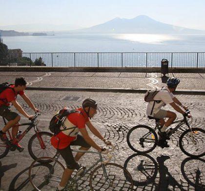 La Cazzimbocchia del Napoli Bike Festival 2017, pedalata vintage di 50 km