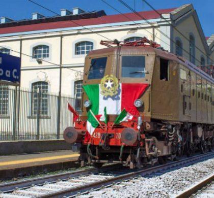 Restauro del Museo Ferroviario di Pietrarsa inaugurato dal Presidente Mattarella con tanti eventi