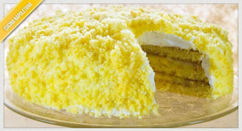 Ricetta della torta mimosa per al Festa della donna