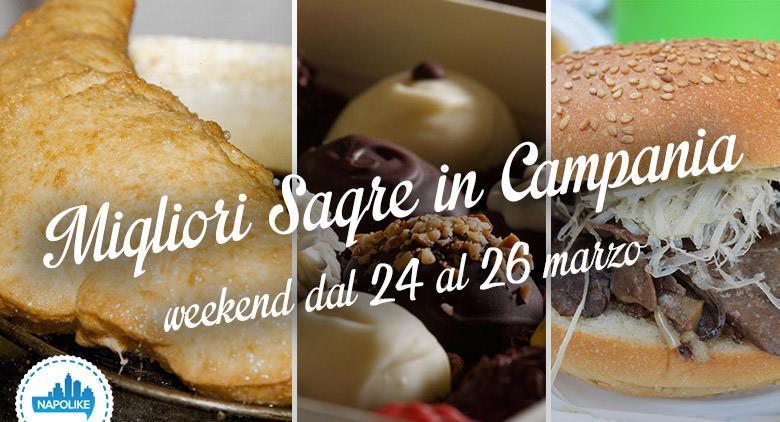 Le migliori sagre in Campania nel weekend dal 24 al 26 marzo 2017