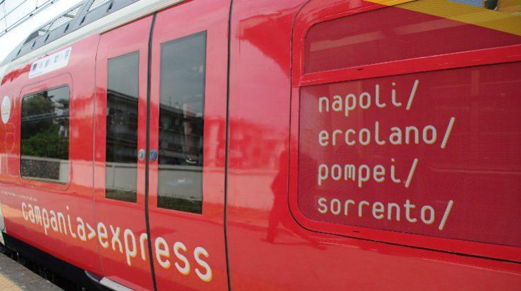 Sciopero 24 aprile 2017, treni Campania Express soppressi