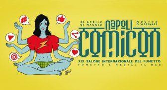 Programma ufficiale del Comicon 2017