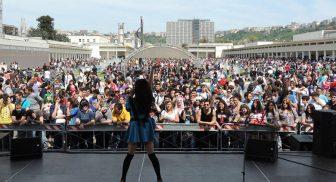 Il programma di concerto del Comicon Live Stage 2017 a Napoli