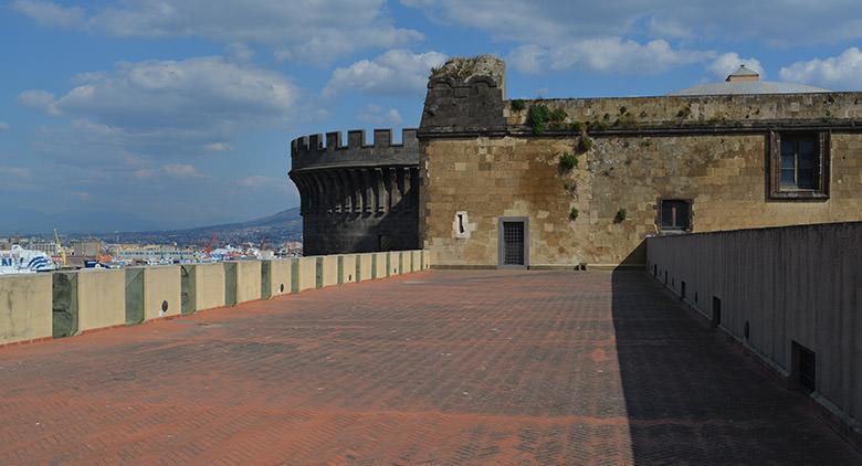 Percorso archeologico del Maschio Angioino a Napoli