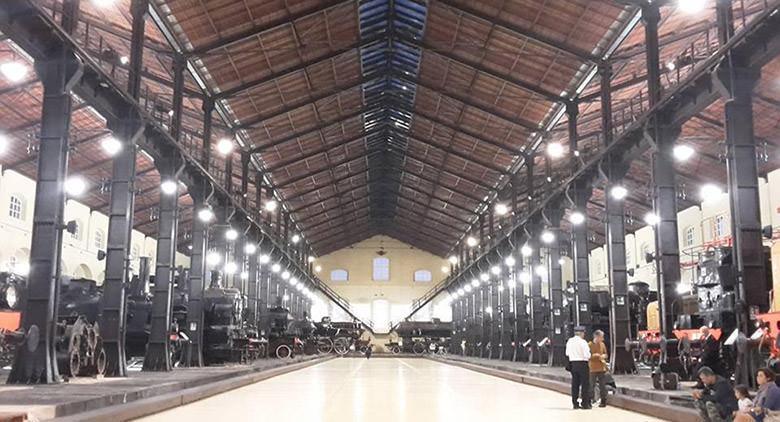 Eventi per bambini al Museo Ferroviario di Pietrarsa l'1 maggio 2017