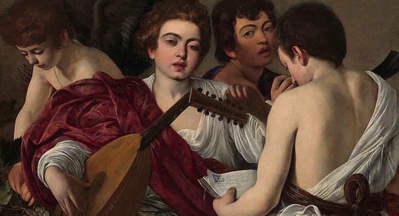Al Palazzo Zevallos di Napoli in mostra I Musici di Caravaggio