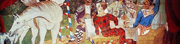 Picasso Parade a Capodimonte