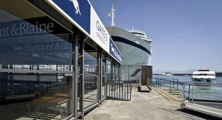 Nuovi gate e terminal al Porto di Napoli