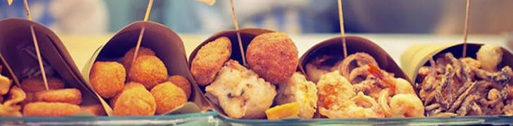 Villaggio di Babbo Natale 2018 a Barra a Napoli, tra street food e divertimento