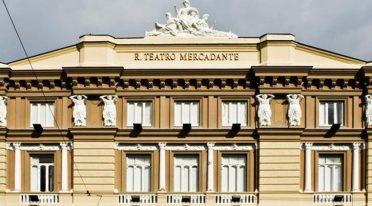 Dissequestro del Teatro Mercadante di Napoli