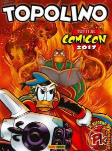 Numero speciale di Topolino per il Comicon 2017