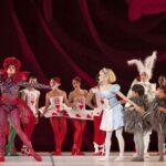 Al teatro San Carlo di Napoli andrà in scena il balletto Alice in Wonderland