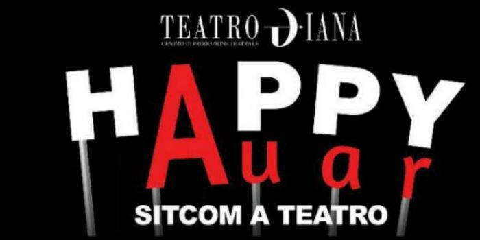 Happy Auar Teatro Diana Napoli