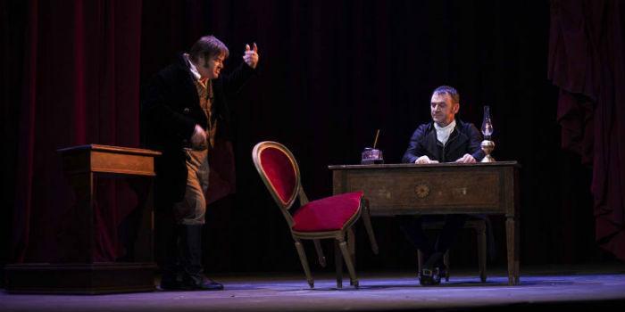 Morte di Danton in scena al Teatro San Ferdinando