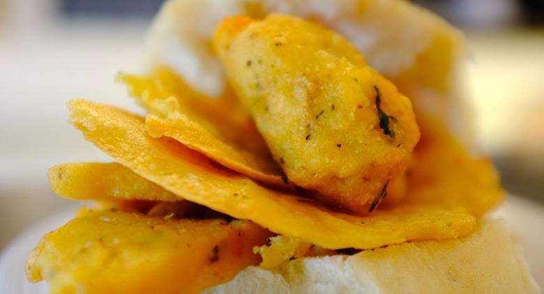 Street food alla Reggia di Portici con Foodlandia