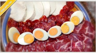 La recette de la blowata de Pâques