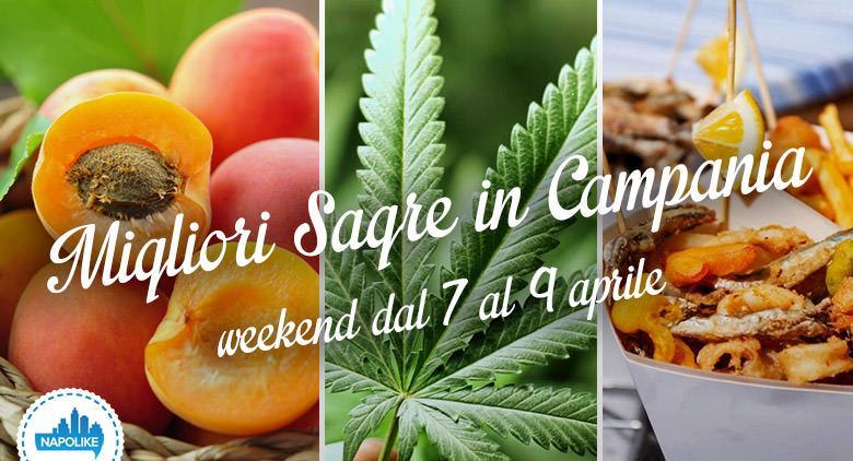 Le migliori sagre in Campania nel weekend del 7, 8 e 9 aprile 2017