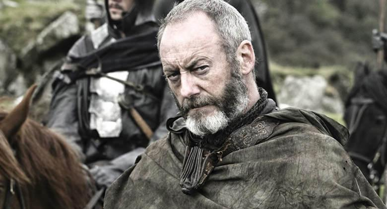 Al Comicon 2017 di Napoli ospite Ser Davos di Game of Thrones