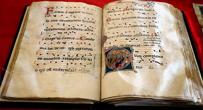 A San Domenico Maggiore a Napoli la mostra I Tesori di Carta